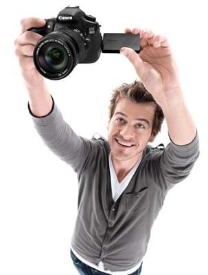 Canon EOS 60D Preview