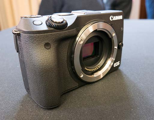 Canon EOS 5DS Preview