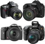 DSLR Camera Reviews 2008