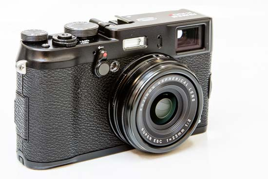 Saturday Spotlight: Fujifilm X100S Black
