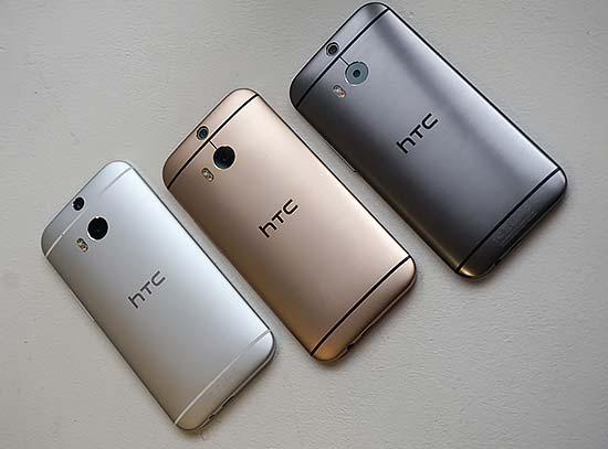 Interview: HTC's Imaging Specialist Symon Whitehorn on the new HTC One (M8)