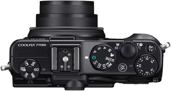 Nikon Coolpix P7000 Preview