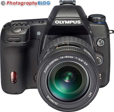 Olympus Four Thirds Camera