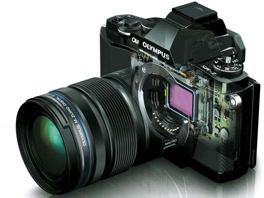 Olympus OM-D EM-5 Preview