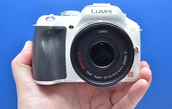 Panasonic Lumix G5 Hands-On Preview