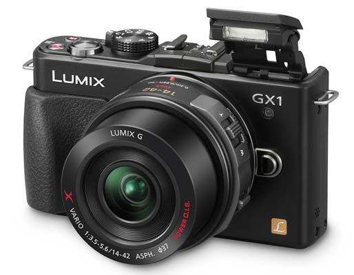 Panasonic Lumix GX1 Interview