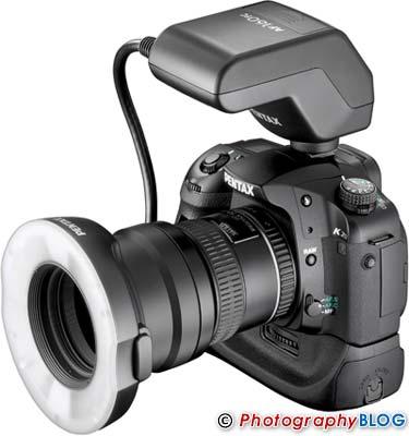Pentax AF160FC Macro Flash