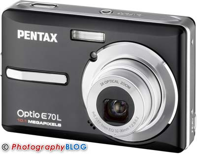 Pentax Optio E70L