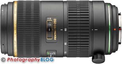 Pentax smc DA* 60-250mm