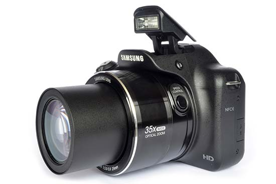 Samsung WB1100F Preview