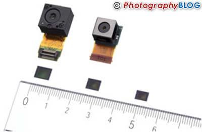 Sony 12 Megapixel CameraPhone Sensor