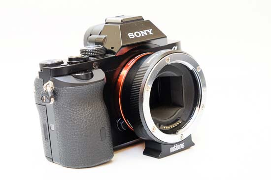 Saturday Spotlight: Sony A7/A7R and the Metabones Canon EF Adapter