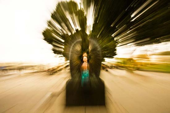 How to Create the Zoom Blur Effect