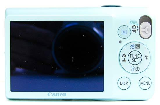 Canon Digital IXUS 105
