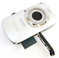 Canon Digital IXUS 110 IS