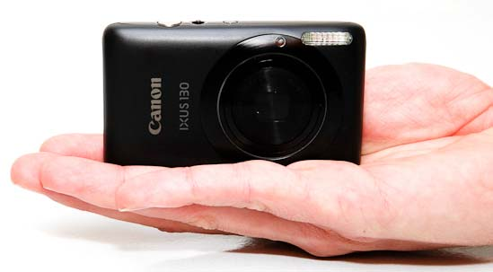 Canon Digital IXUS 130 IS