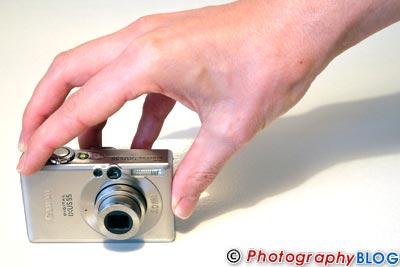 Canon Digital IXUS 55