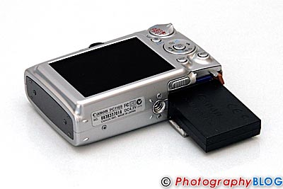Canon Digital Ixus 750