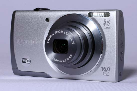 Canon Powershot A3500 IS