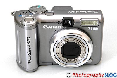 Canon PowerShot A620
