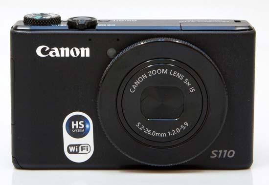 Canon PowerShot S110