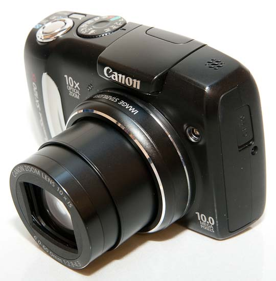 Canon PowerShot SX120 IS