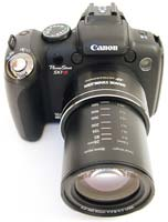 Canon PowerShot SX1 IS