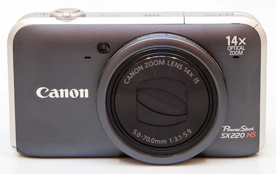 Canon Powershot SX220 HS