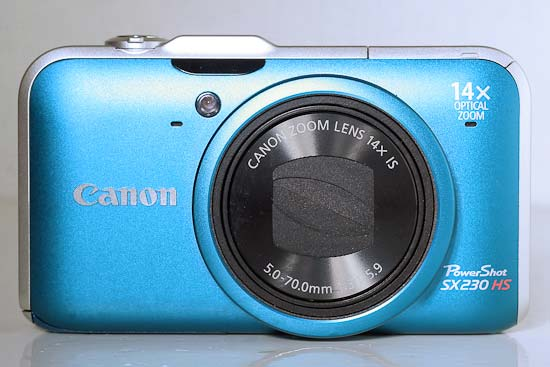 Canon Powershot SX230 HS