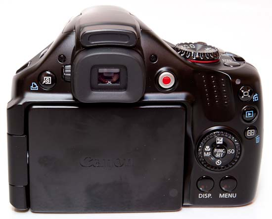 Canon PowerShotSX30 IS