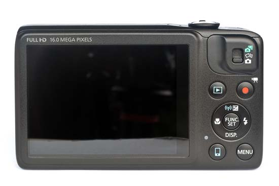 Canon PowerShot SX600 HS