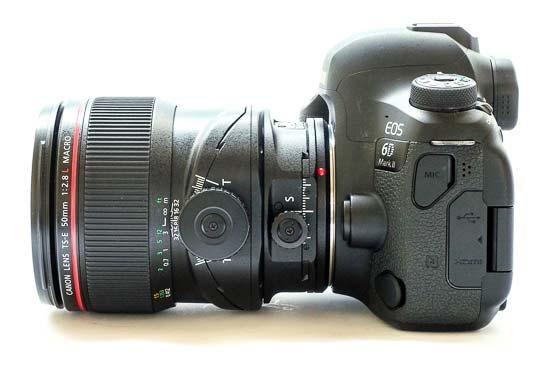 Canon TS-E 50mm f/2.8L MACRO