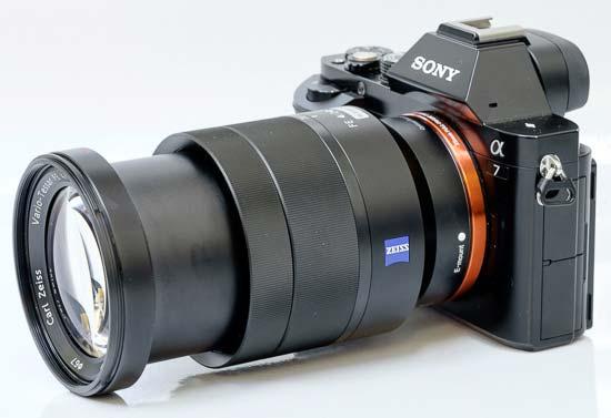 Carl Zeiss Vario Tessar T* FE 24-70mm F4 ZA OSS