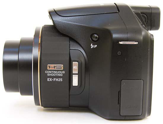 Casio EX-FH25
