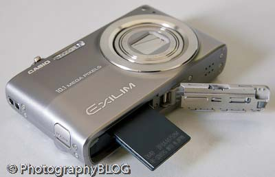 Casio EX-Z200