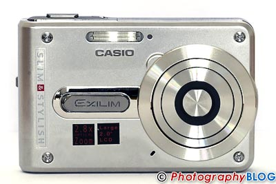 Casio Exilim Card EX-S100