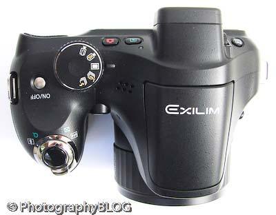 Casio EXILIM Pro EX-FH20