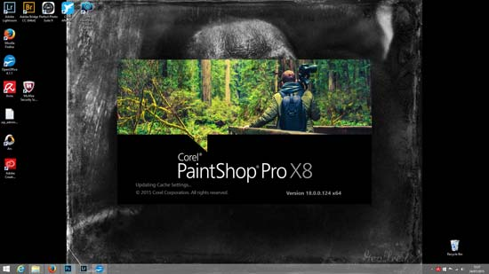 Corel Paintshop Pro X8