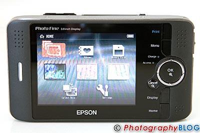 Epson P-4000