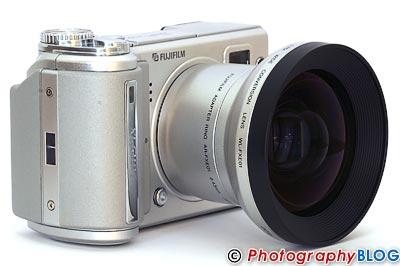 Fuji Finepix E510