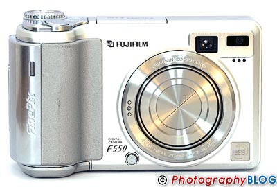 Fuji Finepix E550