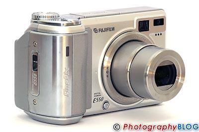 Fuji Finepix E550
