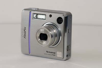 Fuji FinePix F420 Zoom #11