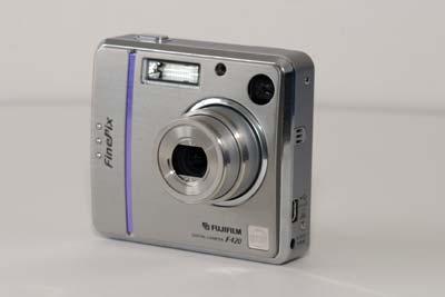 Fuji FinePix F420 Zoom #11