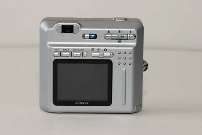 Fuji FinePix F420 Zoom #3