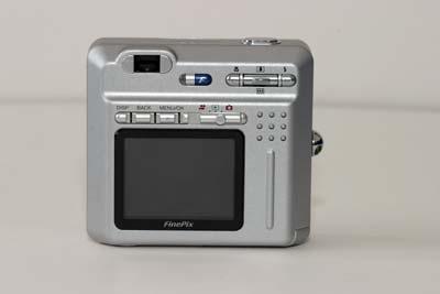Fuji FinePix F420 Zoom #3