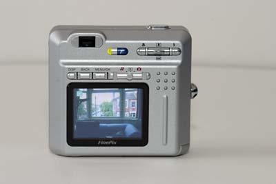 Fuji FinePix F420 Zoom #4