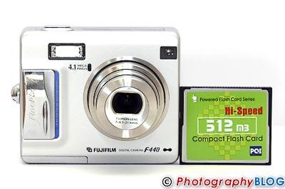 Fujifilm Finepix F440