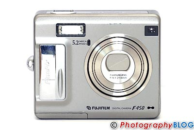 Fujifilm Finepix F450