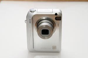 Fuji FinePix F610 #2